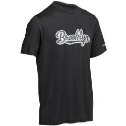 Koszulka męska krótki rękaw do koszykówki Fast Brooklyn KIPSTA