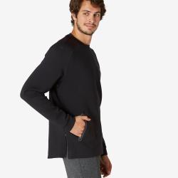 Bluza na zamek fitness
